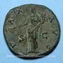 Münzen Antonin le Pieux (138-161). Sesterce. Rome, 144. R/: la Paix