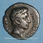 Münzen Auguste (27 av. - 14 ap. J-C). Denier. Rome, 19 av. J-C