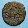 Münzen Caligula (37-41). Quadrans. Rome, 40