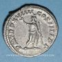 Münzen Caracalla (198-217). Antoninien. Rome, 216. R/: Sérapis