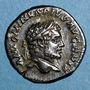 Münzen Caracalla (198-217). Denier. Rome, 213. R/: Hercule