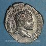Münzen Caracalla (198-217). Denier. Rome, 213. R/: Mars