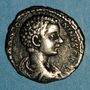 Münzen Caracalla, césar sous Septime Sévère (195-198). Denier. Rome, 196. R/: instruments sacerdotaux