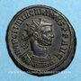 Münzen Carin (283-285). Antoninien. Antioche, 2 officine, 283-284. R/: Carus & Numérien