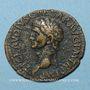 Münzen Claude (41-54). As. Rome, 41-42. R/: la Liberté