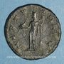 Münzen Claude II le Gothique (268-270). Antoninien. Antioche, 268-269. R/: Neptune