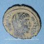 Münzen Constantin I (307-337). Centenionalis posthume. Constantinople, 1e officine, 342-348. R/: Constantin