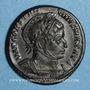 Münzen Constantin I (307-337). Centenionalis. Trèves, 2e officine, 318-319. R/: deux Victoires