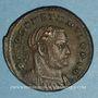 Münzen Constantin I (307-337). Follis. Londres, 1ère officine, 307-310. R/: autel
