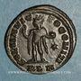 Münzen Constantin I (307-337). Follis. Londres, 1ère officine. 310-312. R/: le Soleil