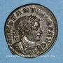 Münzen Constantin I (307-337). Follis. Londres, 1ère officine, 313-314. R/: le Soleil