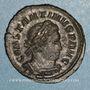 Münzen Constantin I (307-337). Follis. Londres, 316. R/: le Soleil