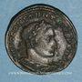Münzen Constantin I (307-337). Follis. Lyon, 1ère officine, 308-309. R/: Constantin