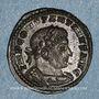 Münzen Constantin I (307-337). Follis. Trèves, 2e officine. 317. R/: le Soleil