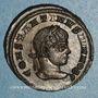 Münzen Constantin II, césar (317-337). Centenionalis. Siscia, 2e officine, 320-321. R/: VOT / V