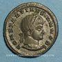Münzen Constantin II, césar (317-337). Centénionalis. Siscia, 3e officine. 320-321. R/: VOT / V