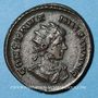 Münzen Constantin II, césar (317-337). Follis. Londres, 1ère officine, 322-323. R/: autel