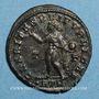 Münzen Constantin II, césar (317-337). Follis réduit. Trèves. 1ère officine, 317. R/: le Soleil