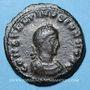 Münzen Constantin II césar (317-337). Follis. Thessalonique 2e officine, 318-319. R/: VOT.V/ MVLT.X/ CAESS