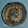 Münzen Dioclétien (284-305). Antoninien. Lyon, 2e officine, 287. R/: Jupiter