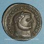 Münzen Dioclétien (284-305). Follis. Antioche, 8e officine. 299-300. R/: Génie