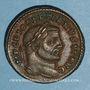 Münzen Dioclétien (284-305). Follis. Ticinum, 2e officine. 295-299. R/: Génie
