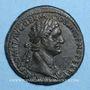 Münzen Domitien (81-96). As. Rome, 86. R/: la Valeur