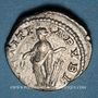 Münzen Elagabale (218-222). Denier. Rome, 219. R/: la Joie