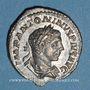Münzen Elagabale (218-222). Denier. Rome, 220-221. R/: la Fortune