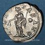 Münzen Elagabale (218-222). Denier. Rome, 220-221. R/: la Liberté
