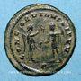Münzen Florien (276). Antoninien. Cyzique, 1e officine. R/: Victoire