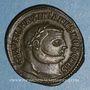 Münzen Galère Maximien, césar (293-305). Follis. Antioche,1ere officine 300-301. R/: Génie