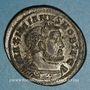 Münzen Galère Maximien, césar (293-305). Follis. Trèves, 1ère officine, 303-305. R/: Génie