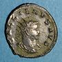 Münzen Gallien (253-268). Antoninien. Antioche, 264-265. R/: Mars