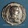 Münzen Géta, césar sous Septime Sévère et Caracalla (198-209). Denier. Rome, 207. R/: Pallas