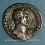 Münzen Hadrien (117-138). Denier. Rome, 118. R/: la Fortune