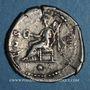 Münzen Hadrien (117-138). Denier. Rome, 128. R/: Victoire