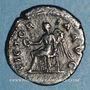 Münzen Hadrien (117-138). Denier. Rome, 134. R/: Victoire
