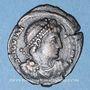 Münzen Jovien (363-364). Centenionalis. Antioche, 2e officine, 363-364. R/: VOT / V