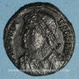Münzen Jovien (363-364). Centenionalis. Siscia, 2e officine, 363-364. R/: VOT / V