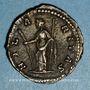 Münzen Julia Domna, épouse de Septime Sévère († 217). Denier. Rome, 202. R/: l'Allégresse