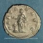 Münzen Julia Maésa, grand-mère d'Elagabale († 226). Antoninien. Rome, 218-219. R/: la Piété