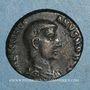 Münzen Julien II césar (355-61). Maiorina réduite. Cyzique 4e officine. 355-61. R/: l'empereur