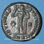 Münzen Licinius I (308-324). Follis. Cyzique, 1ère officine, 317-320. R/: Jupiter