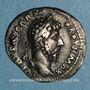 Münzen Lucius Vérus (161-169). Denier. Rome, 166. R/: Victoire