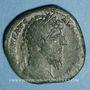 Münzen Lucius Vérus (161-169). Sesterce. Rome, 167. R/: Victoire
