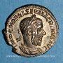 Münzen Macrin (217-218). Denier. Rome, 217. R/: la Félicité