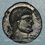 Münzen Magnence (350-353). Maiorina. Trèves, 1ère officine, 350. R/: deux Victoires