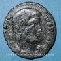 Münzen Magnence (350-353). Maiorina. Trèves, 1ère officine, 352. R/: deux Victoires