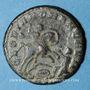 Münzen Magnence (350-353). Maiorina. Trèves, 2e officine, 350. R/: Magnence